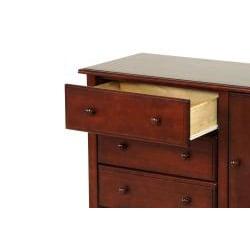 DaVinci Rowan Dresser in Cherry