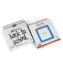 Sizzix Back to School Value Kit
