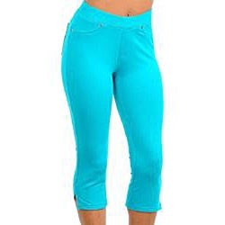 Stanzino Women's Emerald Capri Pants