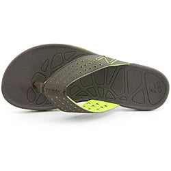 New Balance Men's Minimus Sandal Brown Sandals