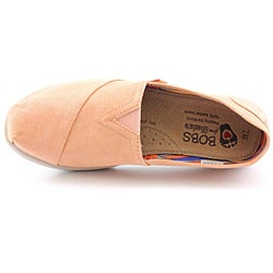 Bobs by Skechers Women's Bobs World-Spectrum Pink Casual Shoes