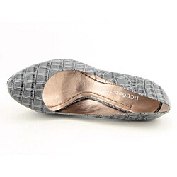 BCBGeneration Women's Jodie Gray Dress Shoes