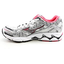 Mizuno Women's Wave Inspire 6 White Athletic