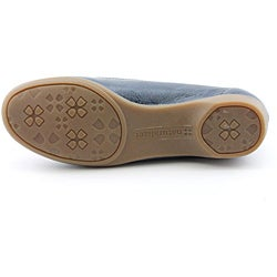 Naturalizer Women's Intense Blue, Navy Blue Casual Shoes Narrow