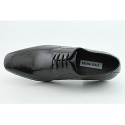 Steve Madden Men's Pallow Black Dress Shoes