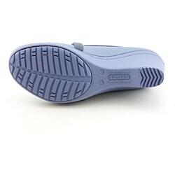 Crocs Women's Casey Blue Dress Shoes (Size 4)