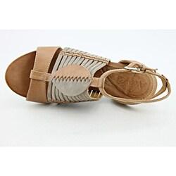 Naya Women's Tova Brown Dress Shoes Narrow (Size 8)