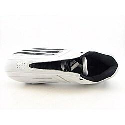 Adidas Men's Scorch 3 D White Athletic (Size 16)