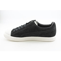 Puma Men's Clyde X Undftd Coverblock Black Casual Shoes