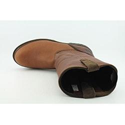 Georgia Men's G4018 Wellington Giant Brown Boots Wide
