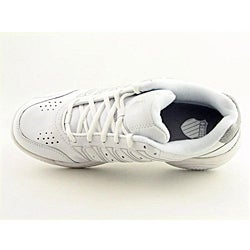 K Swiss Men's Grancourt II White Casual Shoes