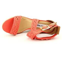 Steve Madden Women's Magestee Pink Sandals