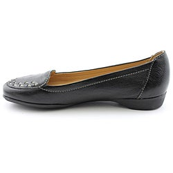 Naturalizer Women's Intense Black Casual Shoes Wide
