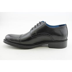 Lounge By Mark Nason Men's Denton Westside Black Dress Shoes