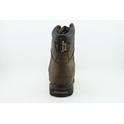 "Georgia Men's G8134 8"" GWP 600g Insulated Tan Boots Wide"