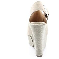 Steve Madden Women's Wardenn Gray Dress Shoes