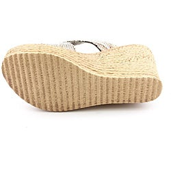 Sbicca Women's Compass Beige Sandals