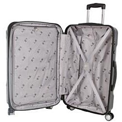 Chicago White Sox 20-inch Expandable Hardside Spinner Carry-on Upright