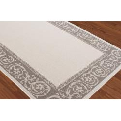 Garden Town Ivory Area Rug (7'10 x 10'3)