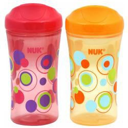 Gerber Graduates NUK Learning System Hard Spout 10-ounce Cup (Pack of 2)