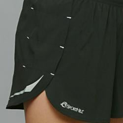 SportHill Women's Koosah II Fitness Short in Black