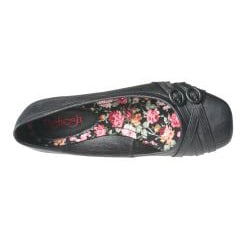 Refresh by Beston Women's GINA-68 Square Toe Flats