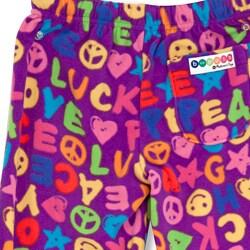 Beeposh Ricky Multicolored Print Lounge Pants by Melissa and Doug