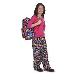 Melissa and Doug Girls Beeposh Razzle Lounge Pants