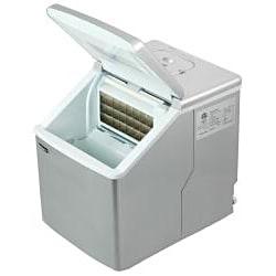 Luma Silver Comfort Portable Clear Ice Maker
