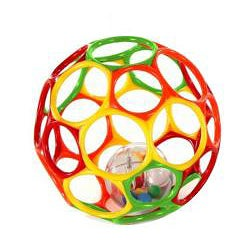 Rhino Toys 6-inch Oball Rattle