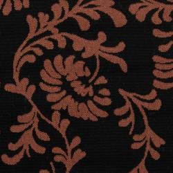 Mannheim Russet Floral Indoor/Outdoor Rug (6' x 9')