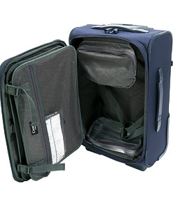 TravelPro Crew4 Blue 20-inch Rollaboard Suiter