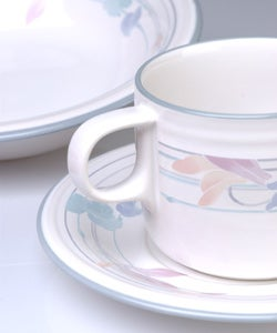 studio nova tender bloom 20 pc dinnerware set overstock shopping
