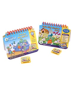 My First LeapPAD Children's Learning System Bundle