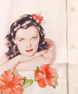 BC Ethic Men's Jane Russell Silk Shirt