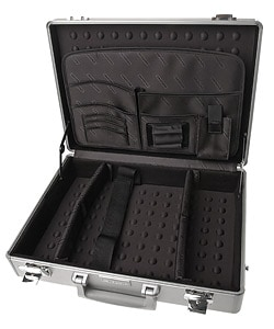 Vanguard Silver Standard 4-inch Laptop Briefcase