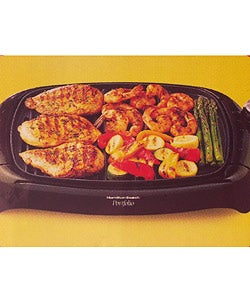 Hamilton Beach Portfolio Indoor/Outdoor Grill (Refurbished)