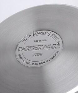 Farberware Chrome 10-piece Pot/Pan Set