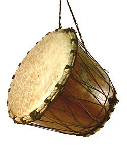 Medium Djembe Drum (Ghana)