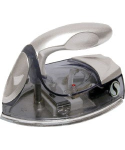 SharpTek Travel Steam Iron w/ Bonus Mini Iron