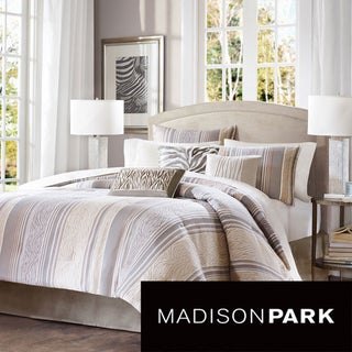 Madison Park Decator 7-piece Comforter Set