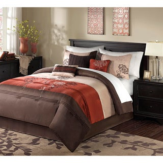 Madison Park Isabel 7-piece Comforter Set