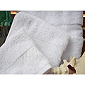Martex 100 Cotton Hospitality Washcloths - Lot of 100