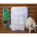 Martex Cotton 18-piece Hospitality Bath Towel Set
