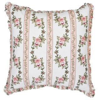 Mary Ann Flower Euro Sham