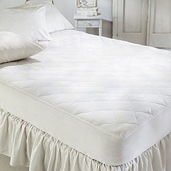 Absorption Plus 200 Thread Count Waterproof Mattress Pad