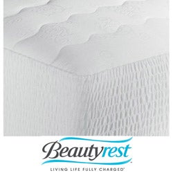 Beautyrest Mattress Makeover Ticking Topper Pad