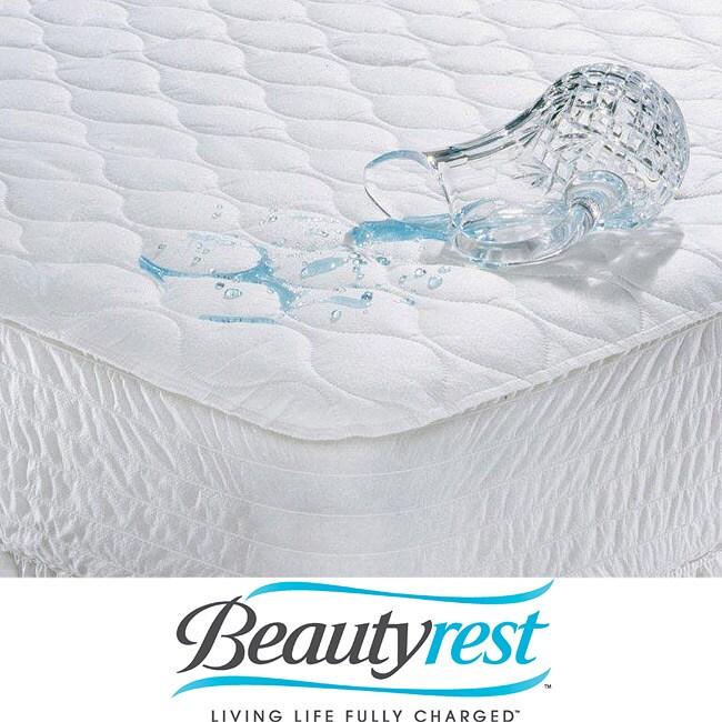 Beautyrest Beautyrest Ultimate Protection Waterproof Mattress Pad