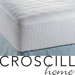 Croscill Egyptian Cotton Mattress Pad