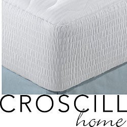 Croscill Pima Cotton 400 Thread Count Mattress Pad
